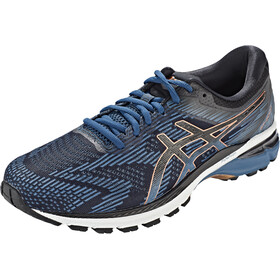 asics GT-2000 8 Schoenen Heren, grey floss/mako blue